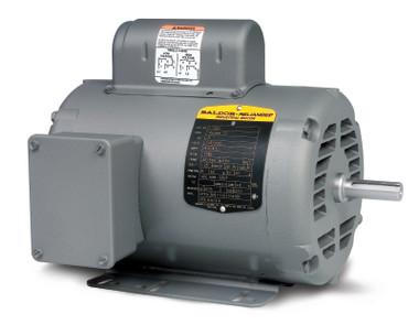 Baldor L1306 .75HP Motor 56 1PH 3450