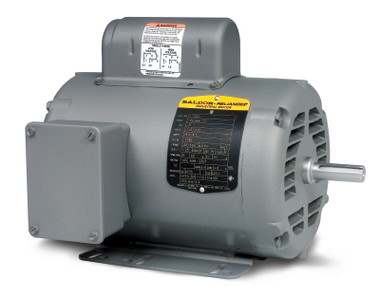 Baldor L1307 .75HP Motor 56 1PH 1725