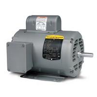 Baldor L1318T 1Hp Motor 143T 1Ph 1725 + Free Shipping