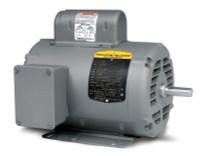 Baldor L1317A 2HP Motor 56/56H 1PH 3450