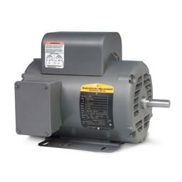 Baldor L1409T 5HP Motor 184T 1PH 3450