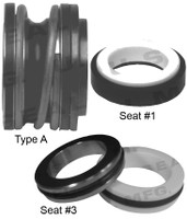 US Seal PS101 Mechanical Seal Kit .750 Bore