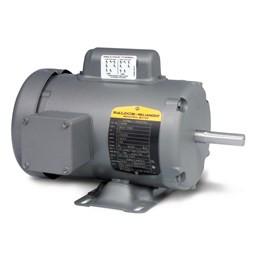 Baldor L3510T 1HP Motor 143T 1PH 1725