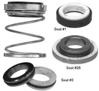 US Seal PS-205 Mechanical Seal Kit 1.750 Bore + Free Shipping