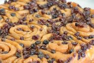 Raisin Sticky Buns - Dozen