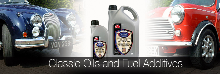 Classic Oils and Fuel Additives