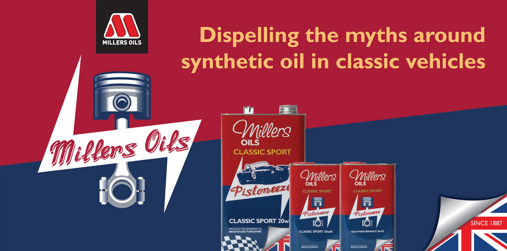 Dispelling the myths of synthetic oil