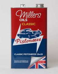 Classic Pistoneeze 20W50 - Mineral Oil