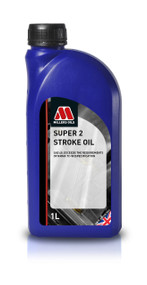 Millers Oils Super Two Stroke engine oil.  5159