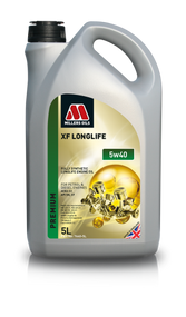 Millers Oils XF LONGLIFE 5w40 Fully Synthetic Longlife Oil