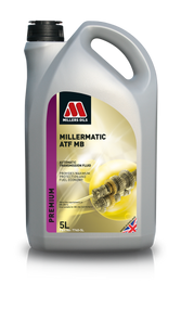 Millers Oils MILLERMATIC ATF MB 7740. Premium fully synthetic automatic transmission fluid.