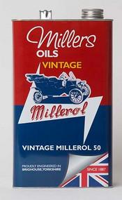 Millers Oil Vintage Millerol 50