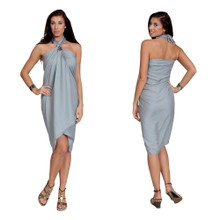 Light Grey Sarong