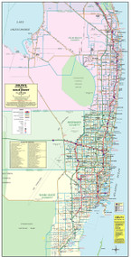 3 County Gold Coast General Highway Color Without Zip Codes