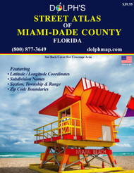 Miami-Dade County, FL Street Atlas 2020