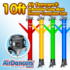 10ft | Air Dancers® Complete Sets