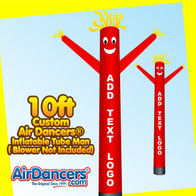 10ft Custom Air Dancers® Inflatable Tube Man