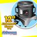 Ghost Air Dancers® inflatable tube man blower twelve inch diameter.