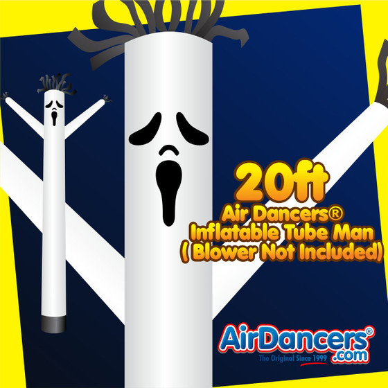 Halloween Ghost Air Dancers® Inflatable Tube Man 20ft