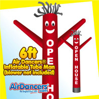 Open House Air Dancers® Inflatable Tube Man 6ft