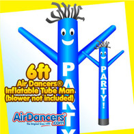 Party! Air Dancers® Inflatable Tube Man 6ft