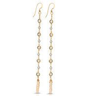 vivienne stick pearl shoulder duster earrings