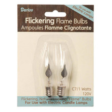 C7 Flicker Bulb Flame