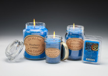 Blueberry Cobbler Candles