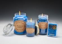 Blueberry Cobbler Candles