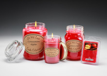 Cinnamon Apple Candles