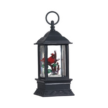CARDINAL LIGHTED WATER LANTERN