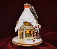 Santa's Workshop by Ginger Cottage