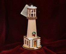 Holiday Lighthouse by Ginger Cottage