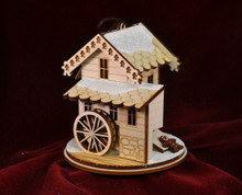 Ginger Man Grist Mill by Ginger  Cottage