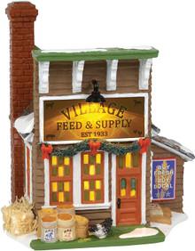 Village Feed & Supply Department 56 Original Snow Village 6000639