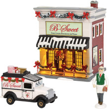 B Sweet Shop Department 56 Original Snow Village 6002956