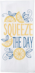 Kay Dee Designs Squeeze the Day Kitchen Towel
