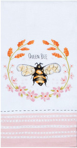 Kay Dee Designs Bee Inspired Terry Kitchen Towel