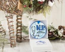 Nola Watkins Nurse Practitioner Ornament