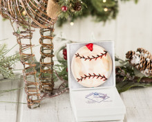 Nola Watkins Baseball Ornament