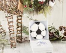 Nola Watkins Soccer Ornament