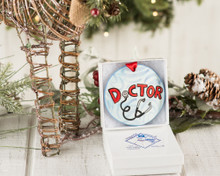Nola Watkins Doctor Ornament