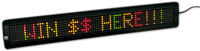 Beta-Brite LED Message Sign