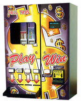 Mini Max Ticket Dispenser - 4 Column