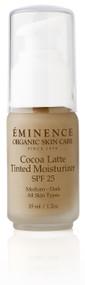 Cocoa Latte Tinted Moisturizer SPF 25 (medium to dark)