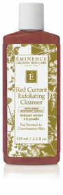 The protective antioxidants in our Red Currant Exfoliating Cleanser will energize your skin's look and feel.