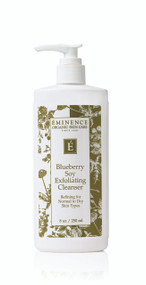 Blueberry Soy Exfoliating Cleanser