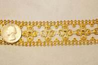 10 Yard Pack  3 cm Faux Trim