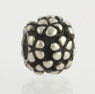 NEW Authentic Pandora Charm - Sterling Silver Multi Flower Bead 790292 Retired