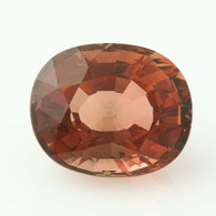 6.54ct Tourmaline Gemstone - Oval Loose Solitaire